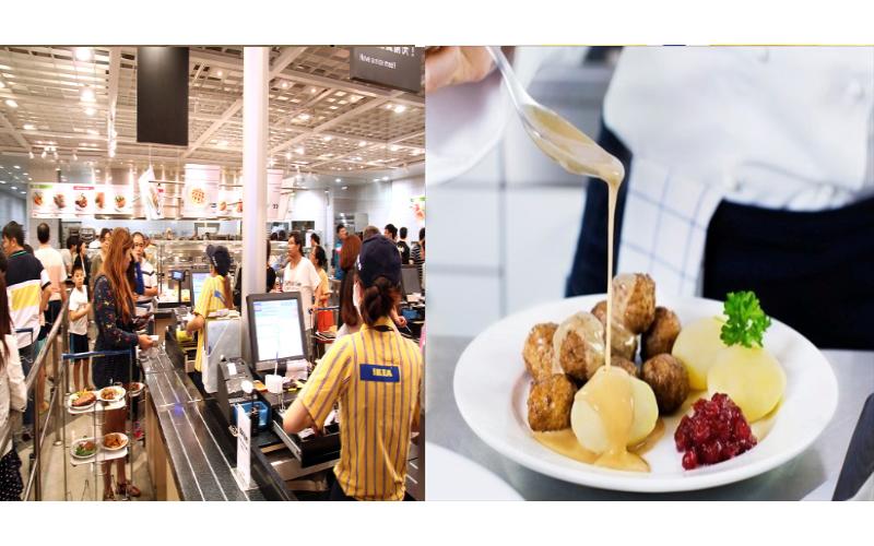 來IKEA的人30%「只為吃飯」!肉丸賣太好IKEA想「直接開餐廳」不賣家具了!