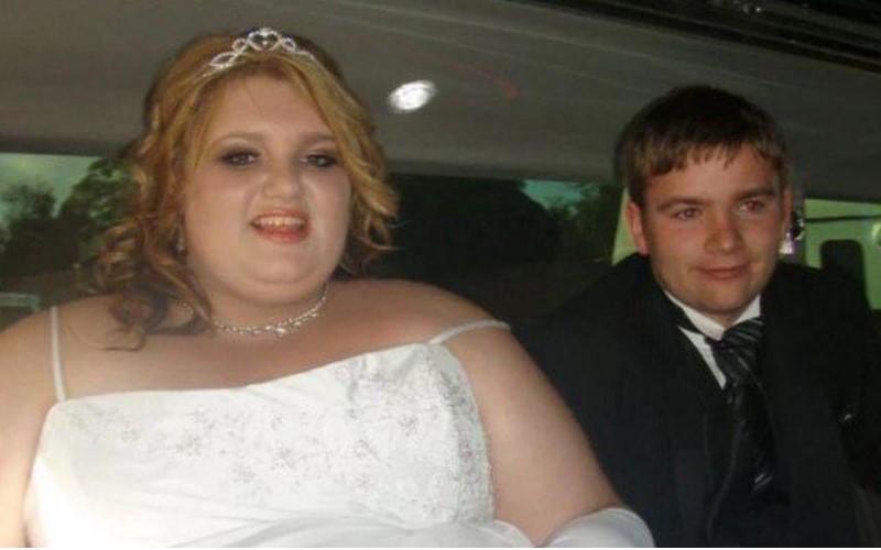 男子娶「200公斤」胖女孩婚禮上受盡嘲諷!沒想到5年後…所有人都羨慕忌妒:超正!