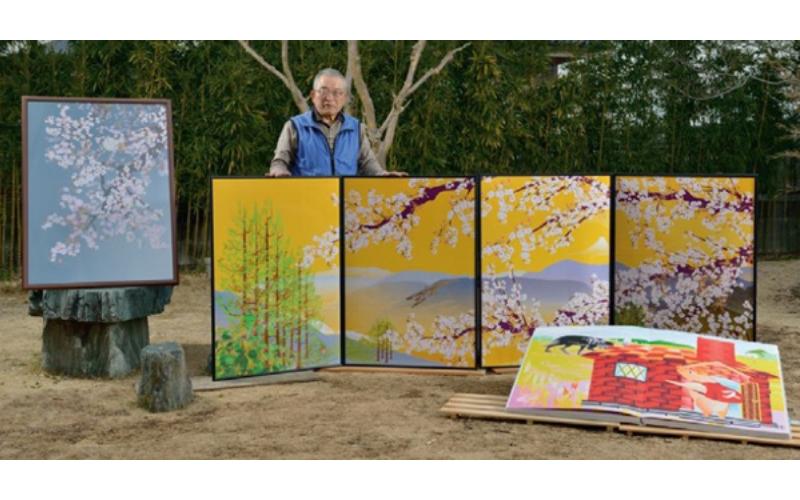 日本75歲老爺爺靈機一動「用Excel畫圖」他的畫讓全世界都驚豔!而我連做表格都還沒學會...