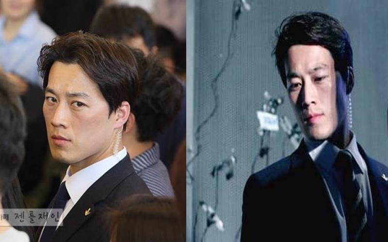 天菜級保鑣!南韓總統新上任,但網友焦點全在「他」!顏質破表讓網友直呼:我的身體需要被保護!