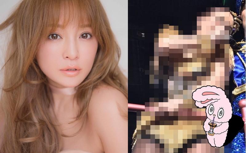 女神嚴重劣化?38歲濱崎步近照「大曝光」網友傻眼:這個人是誰…