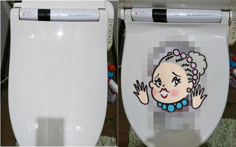 妹妹超壞惡作劇!男子半夜上廁所掀開馬桶瞬間被「嚇到漏尿」...網友大笑:這太過分!