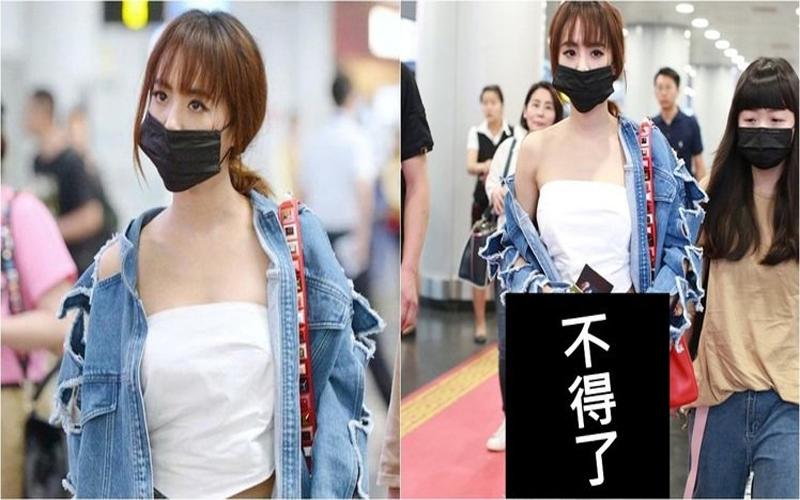 呸姊時尚你懂嗎?蔡依林身穿性感小肚兜,往下一看網友驚喜:下半身不得了!(10P)