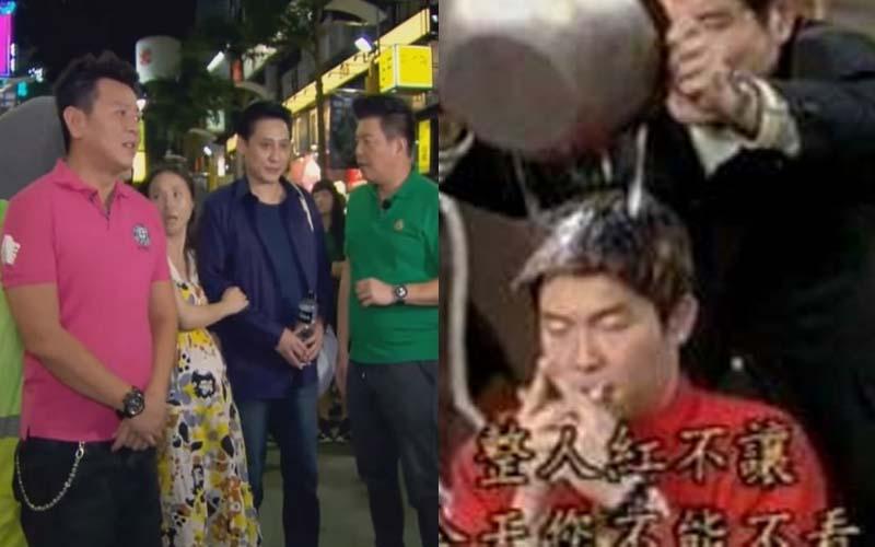 台灣的綜藝節目如果都要靠「整人」來搶收視率,那真的是沒救了啊!!!