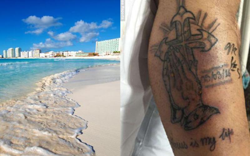 這個男子「刺青後」就下水游泳,結果家人再見到他時已經是一具冰冷的屍體!
