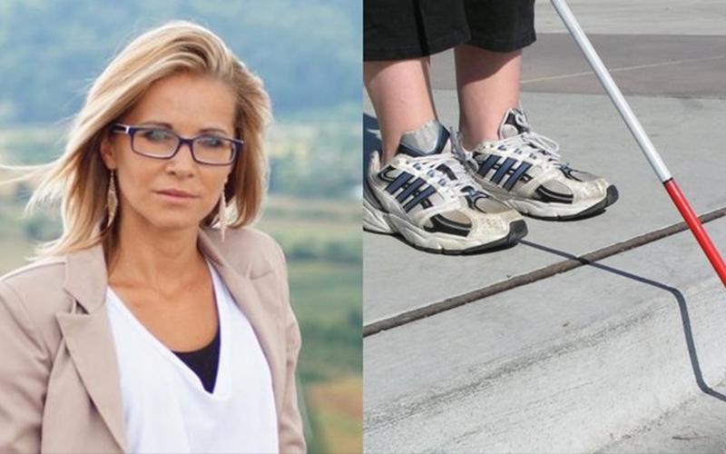 這名婦人因為手術失明28年後竟突然「重見光明」!背後「超狂真相」讓眾人跌破眼鏡!