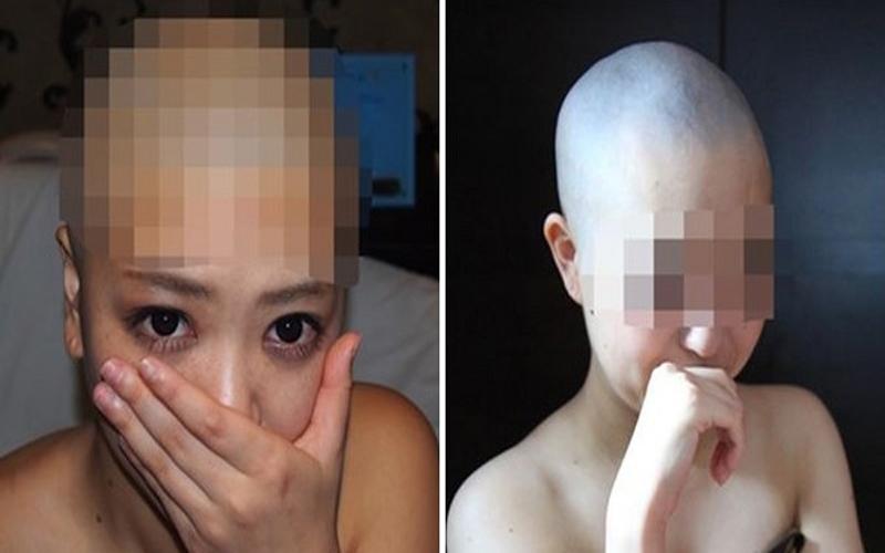 日本出現「尼姑頭」應召站!付1萬元就能「現場剃度」巨乳妹!網友笑哭:日本人無極限!