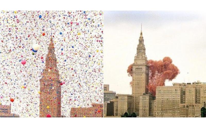 悲劇!為慈善募款美國曾一次放「150萬顆氣球到空中」但誰也沒想到最後竟造成無數災難!