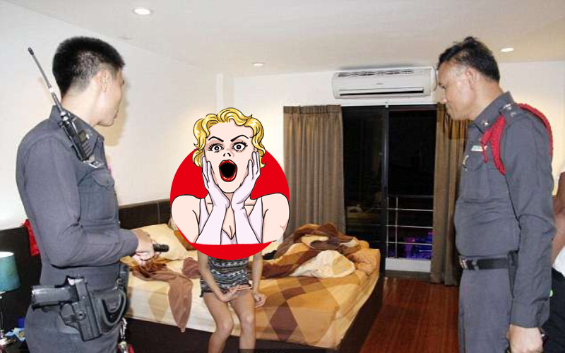 這名男子在「泰國約砲約到變性人」完事後他竟然離奇墜樓!讓人不禁懷疑...(附變性人正面照)