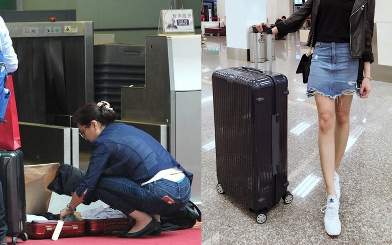 「小姐,你的行李箱裡有聲音」她在機場過海關時遭攔下,打開行李找出「聲音來源」恥力爆表:王小姐出名了!