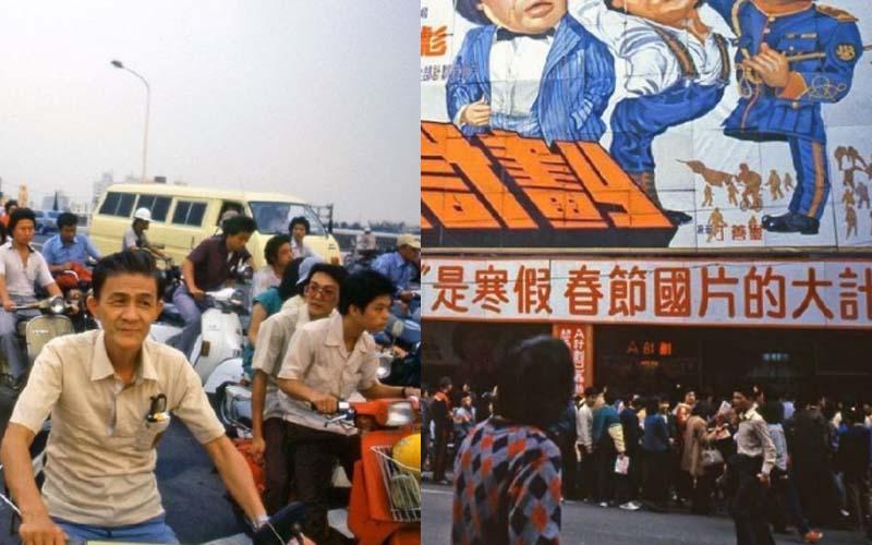 這些「40年前的台灣」讓人看了充滿深深的感嘆啊..