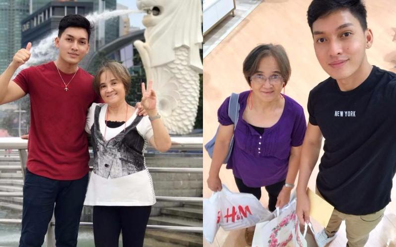 菲律賓母親在海外「當外傭20年」養活一家人,兒子長大後「出錢帶母親環遊亞洲」!