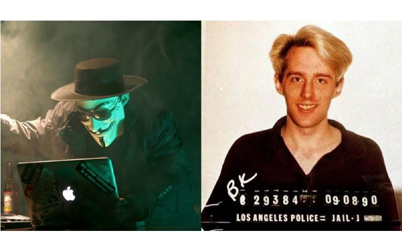 這個美國「5大駭客之一」的男子只要摸一下鍵盤,幾分鐘後FBI就會出現在家裡把他送進監獄!