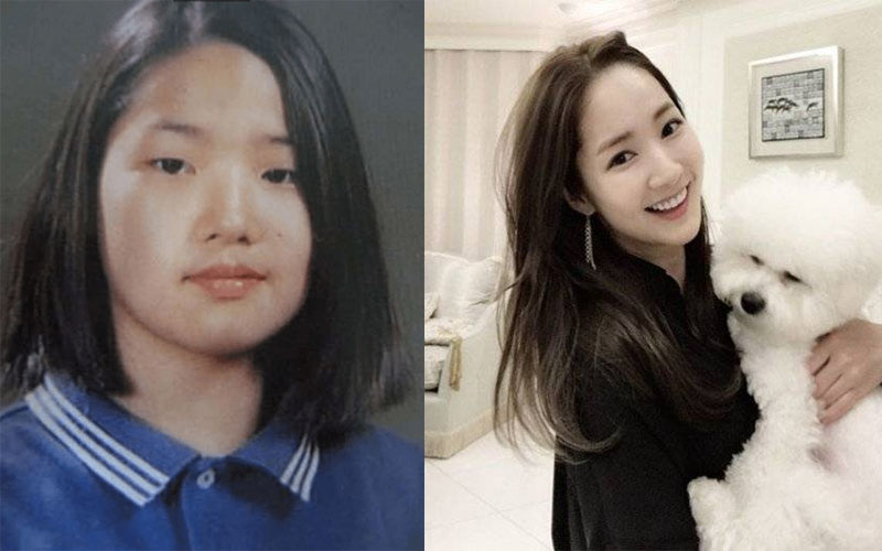10位網友最愛肉搜的「韓國公開承認整形明星」,最後一位反差大到認不出來!