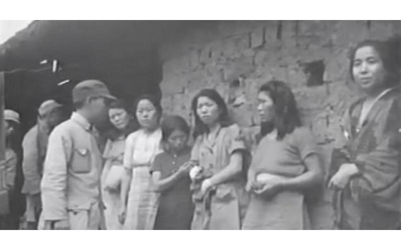 獸行鐵證!二戰日軍「韓國慰安婦影像實錄」73年來首次公開!(影片)