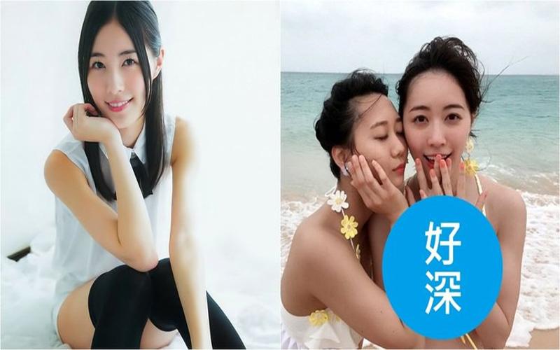 貧乳妹居然「長大了」!松井珠理奈海邊玩水彈出巨ㄉㄨㄞ讓網友超震驚...:怎麼變大的!