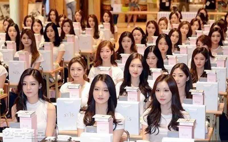 2017年韓國小姐選美又來了,進入決選的33位美女,又要開始考驗評審眼力了!
