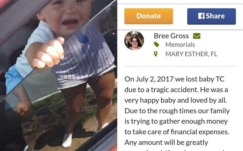 這個媽媽上網為「7周大死亡的兒子」募款喪葬費,但如同柯南般的網友卻從文字裡揭發可怕真相!