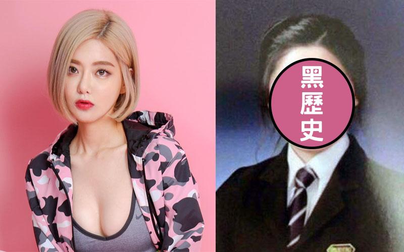 韓國最正DJ Soda「高中照片被挖出」!網友看完傻住:黑歷史無誤!