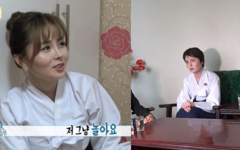 脫北女控訴南韓生活如地獄「自願回北韓」!當她現身鏡頭網友都驚了:怎變大媽?(影)