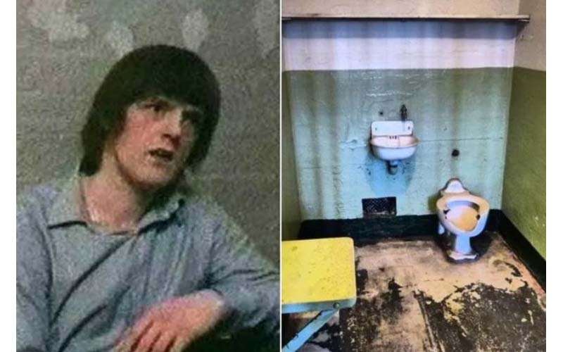 全英國最危險的囚犯!天才級智商殺人魔「用湯匙吃獄友的腦」,單獨監禁39年的他打破了監獄紀錄!