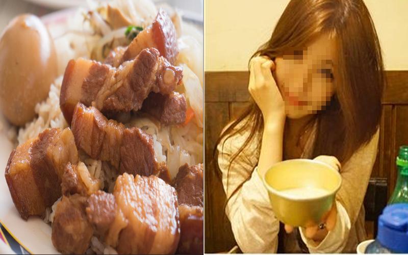 幫我多省點錢!40歲男友存款僅7萬,她點一碗「40元焢肉飯」竟被男友狂轟:太浪費!