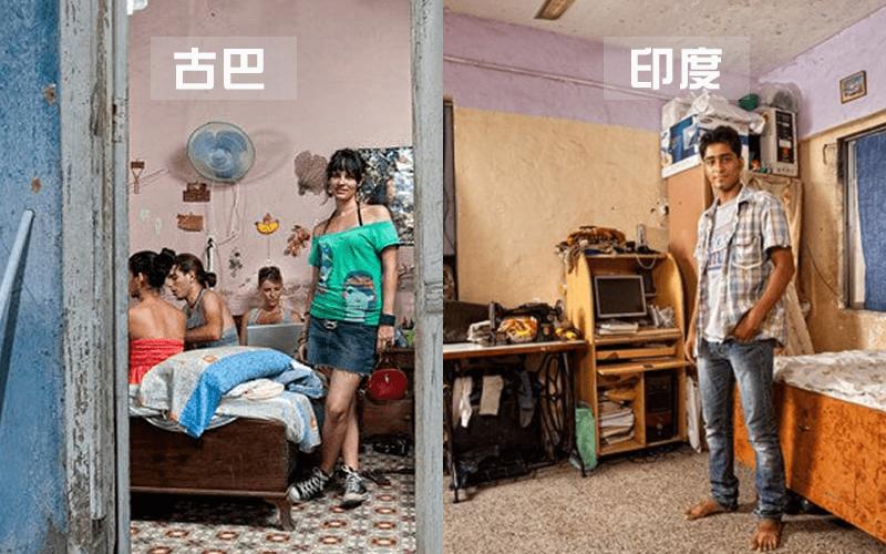 「20個國家的大學宿舍」長這樣,當看到荷蘭男生宿舍時...牆壁也太多亮點!