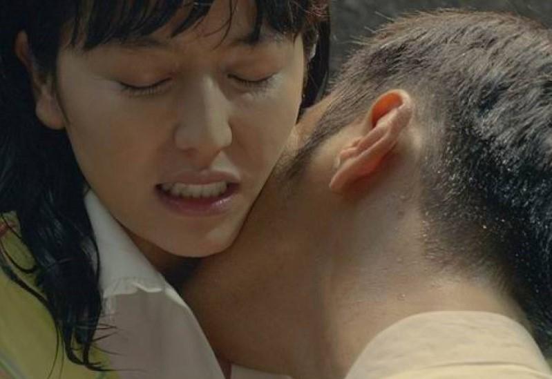 日本國民級女神和金城武拍船戲,清純到性感是女星的必經之路?