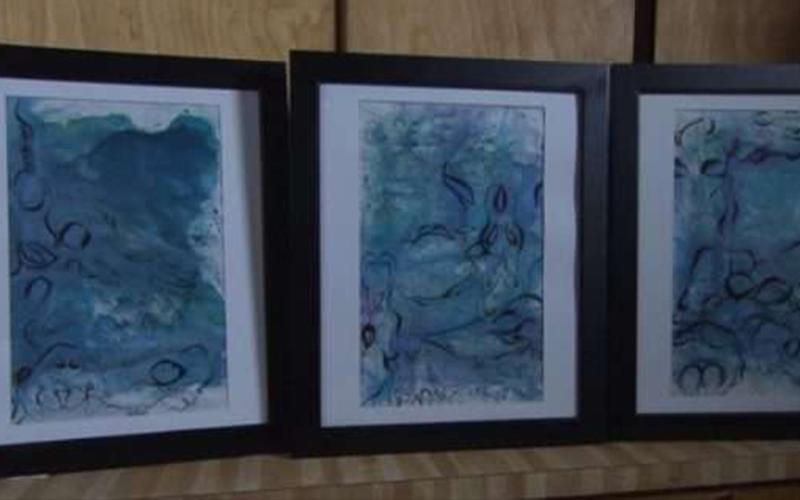 形象開朗樂觀的16歲少女「突然自殺」,家人看了她的畫作瞬間後悔沒有提早注意到裡面的可怕暗示!