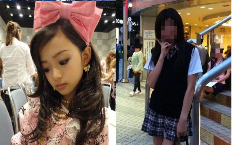 當年在日本爆紅「超時尚小學生」!升上國中竟變這樣!網驚:真的登大人了
