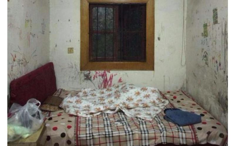 女孩為了節省開銷租「超噁爛」10坪小臥室!經過自己「親手改造」後…變身夢幻「北歐風」!