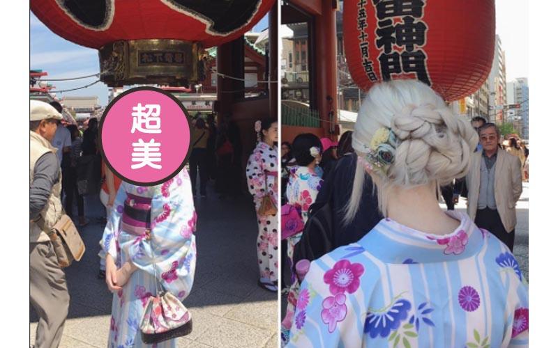 網友在日本偶遇她認為最美的「二次元美女」,一看到正面立刻愛上她!