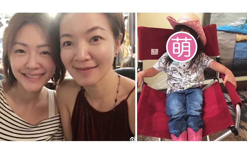 阿雅當年被小S嫌醜!如今「3歲女兒」曝光,高顏值讓網友忍不住驚嘆!