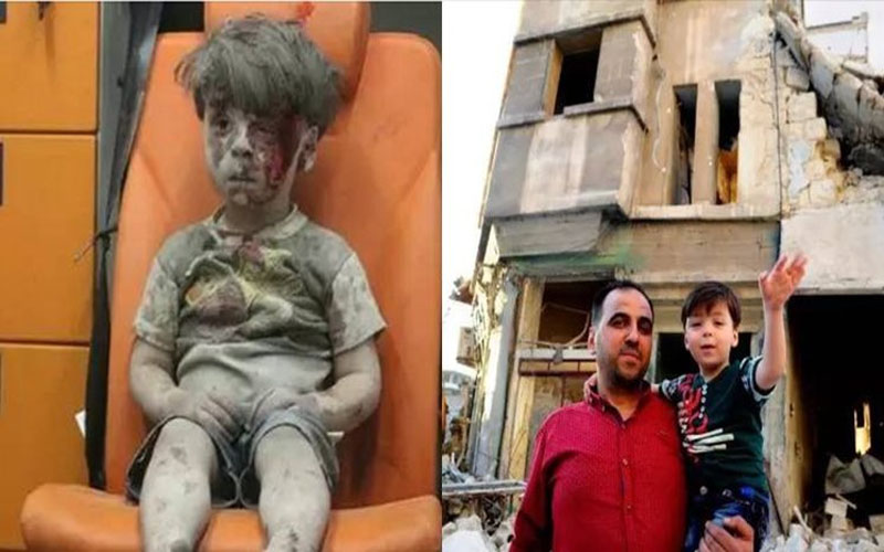 還記得他嗎?曾令人心碎的「敘利亞男孩」其實...根本被利用,遭爆全是幕後操作!?