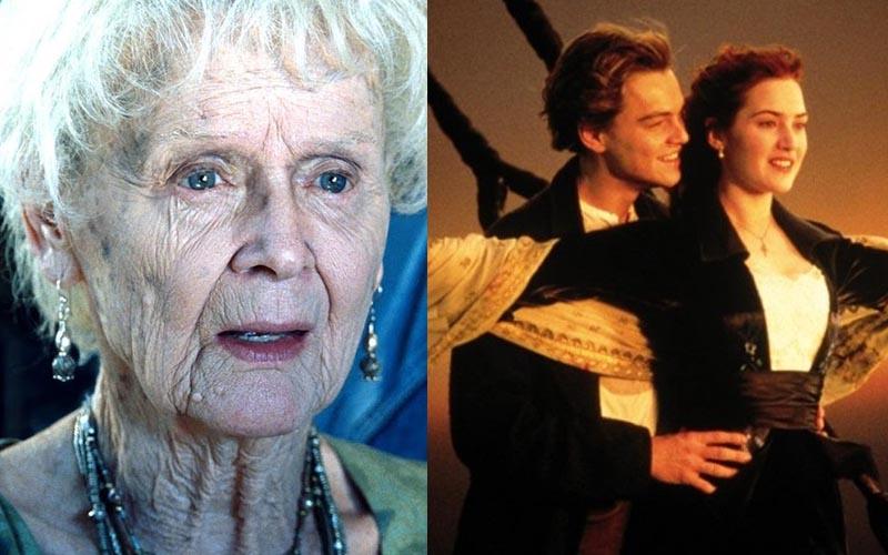 還記得《鐵達尼號》裡年老時的蘿絲嗎?因這部電影走紅的她,沒想到年輕時也是女神啊!