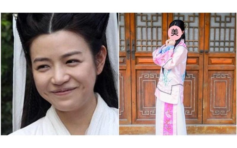 陳妍希再扮古裝超美「雪恥」當年小籠包臉!網友:這次仙氣十足!