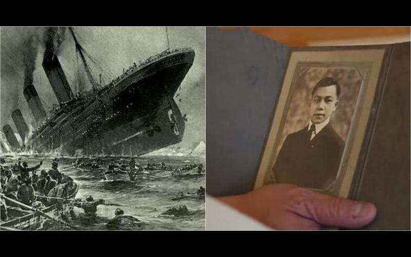 「一生活在恥辱中」鐵達尼號亞洲倖存者獲救真相曝光!原來他可以上救生艇全是這個原因!