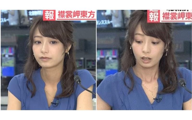 日本正妹主播不小心被抓包「直播中發呆」 超甜呆萌反應…讓網友一秒戀愛!