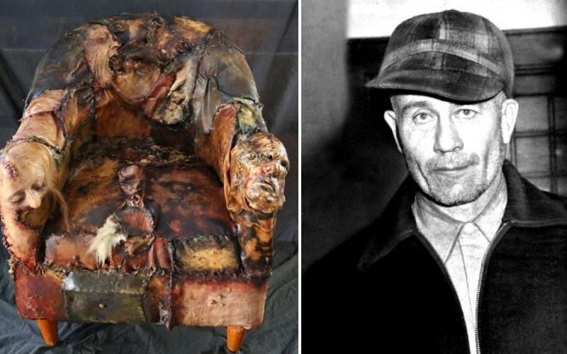 真實版沉默的羔羊!殺人肢解對他只是小菜!人皮被扒下來做家具...網:照片看到吐了