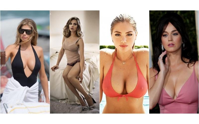好萊塢有誰是天生神「孚乚」?7大神乳級女星:不加料 長輩94這麼大!