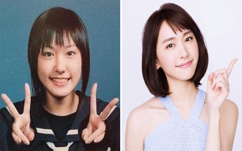 10位日本女星「畢業照vs現在」證明女神根本不怕老!不管幾歲那張臉都還是大家的最愛!