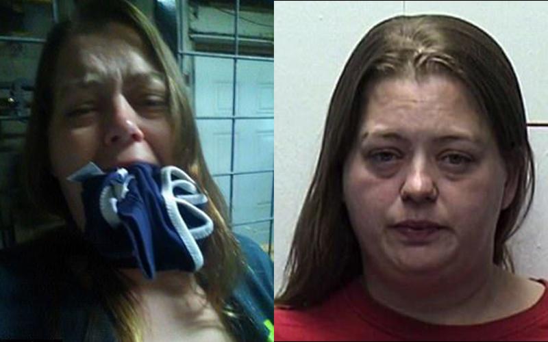 瞎爆!女子臉書PO被綁匪「嘴塞內褲撕衣的照片」,警方立刻封閉高速公路救人!結果一進門大家都傻眼…