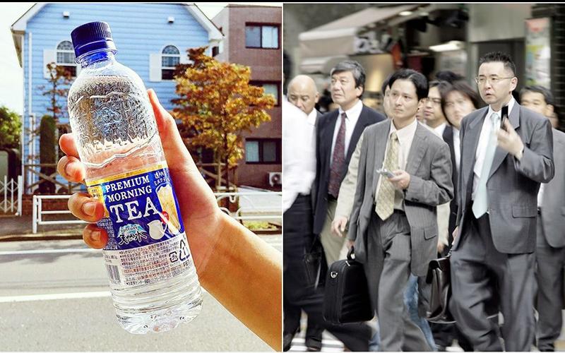 壓力好大!日本人親自解釋「透明奶茶」的發明原因,網友聽了都感嘆:活在那裡的人太辛苦了!
