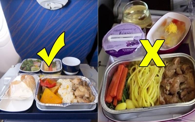 比起其他肉類的飛機餐,真正聰明的人都會選擇「雞肉與白飯」,背後原因就是這麼簡單!