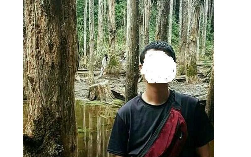 他去完忘憂森林後竟生病數日,回頭看照片才發現遇到靈異現象?將照片PO網劇情神展開!
