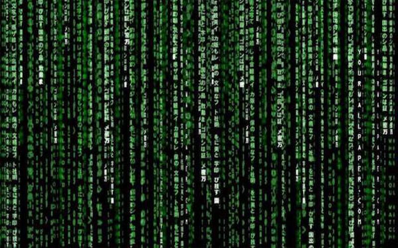 《駭客任務》裡的「綠色程式碼」到底寫啥?秘密揭開後...答案竟是「日文壽司食譜」!