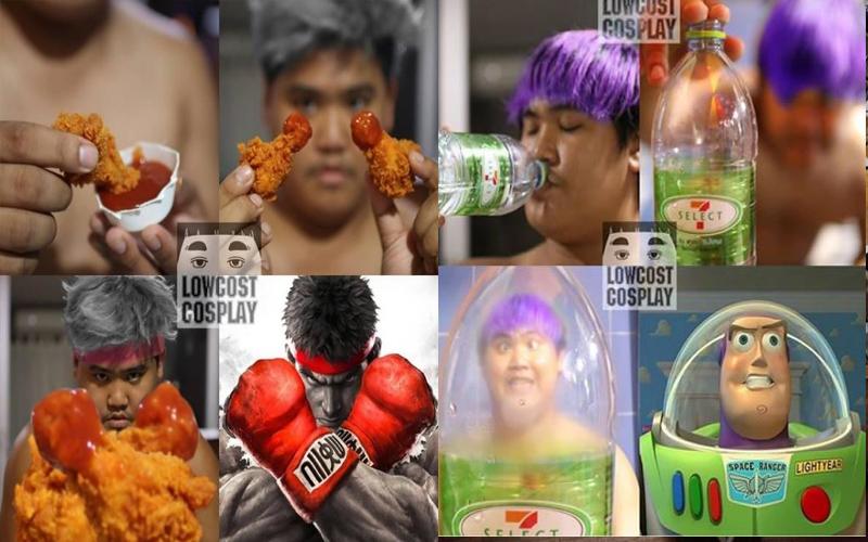 泰國網紅「低成本Cosplay」再出新招,寶可夢系列讓人拳頭不自覺硬了!