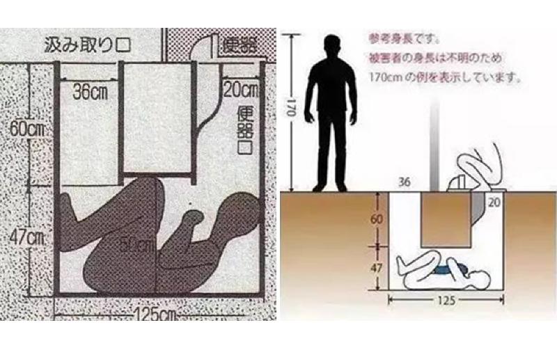 日本史上最離奇命案!女老師如廁驚見「馬桶裡有人臉」,屍體卡化糞池…至今無解!