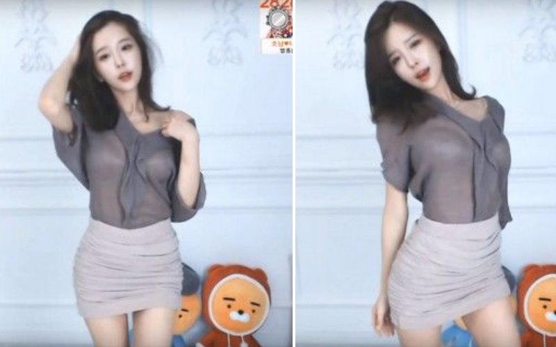 南韓最吸金的直播主!看到她熱舞抖奶...瞬間秒懂為何她月入270萬 : 乳浪太強(圖+影)
