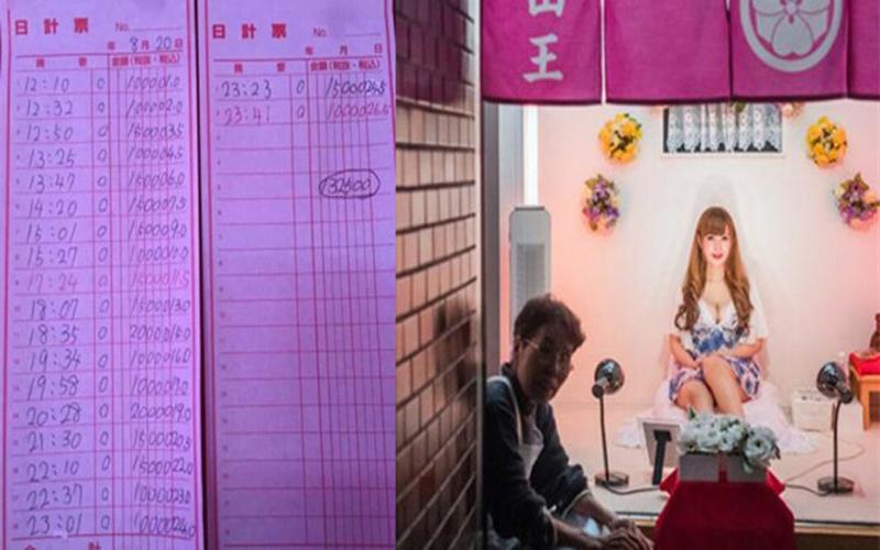 日本最大紅燈區風俗店「薪資單曝光」,櫻花妹一天薪水「誇張多」但網友發現驚人「亮點」!